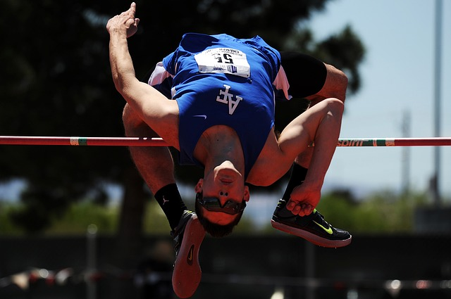 High jumpers